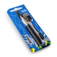 Многоразовая электронная сигарета SQUARE Rave Blue