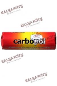 Уголь для кальяна Carbopol 40 мм.