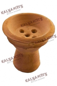 Чашка глиняная для кальяна (внешняя)