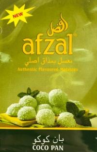 Табак для кальяна Afzal (Афзал) 50 гр. «Coco pan»