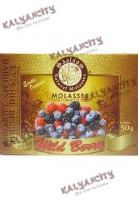 Бестабачная смесь для кальяна Saalaam (Саалаам) 50 гр. «Дикие ягоды»
