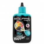 Жидкость для эл.сигарет Square DROPS Island Hooper 0 мг никотина