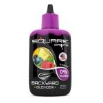 Жидкость для эл.сигарет Square DROPS Backyard Blender 0 мг никотина