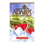 """Табак для кальяна Adalya (Адалия) 50 гр. """"Арбуз лед"""""""