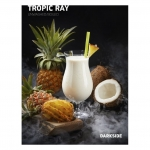 Табак для кальяна Dark Side (Дарк Сайд) 100 гр. «tropic ray»