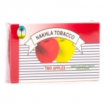 Табак для кальяна El Nakhla (Эль Нахла) 50 гр. «Два яблока»