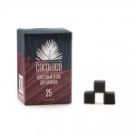 Кокосовый уголь для кальяна Cocoloco 25 мм