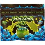 Кальянная смесь Malaysian Mix Зеленое яблоко 50 гр.