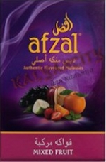 Табак для кальяна Afzal (Афзал) 50 гр. «Мультифрукт»