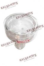 Чашка стеклянная для кальяна MagiX (внешняя)