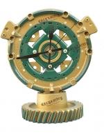 Часы ручной работы «Косозубый шестерен»