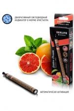 Одноразовый электронный мини-кальян Luxlite «Грейпфрут с мятой»