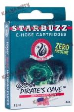 Картридж для Starbuzz E-Hose «Пиратская пещера» 2 шт.
