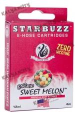 Картридж для Starbuzz E-Hose «Сладкая дыня» 2 шт.