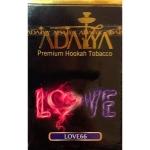 Табак для кальяна Adalya (Адалия) 50 гр. «love-66»