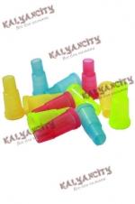 Мундштук одноразовый для кальяна внешний (цветной) (100 шт.)
