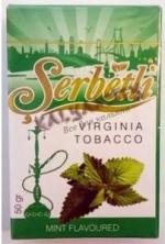 Табак для кальяна Serbetli (Щербетли) 50 гр. «Мята»