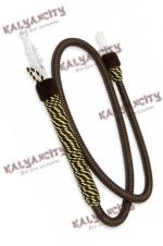 Шланг для кальяна MagiX (с ручкой) черный