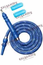 Шланг для кальяна Mya Freeze (с охлаждением) синий