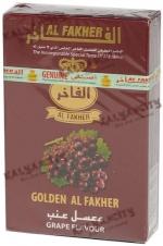Табак для кальяна Al Fakher Golden (Аль Факер Голден) 50 гр. «Виноград»