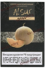 Бестабачная смесь для кальяна Al Sur 50 гр. БЕЗ НИКОТИНА ДЫНЯ