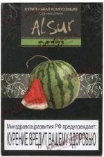 Бестабачная смесь для кальяна Al Sur 50 гр. БЕЗ НИКОТИНА АРБУЗ