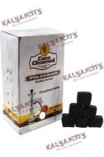 Уголь для кальяна Coco Charcoal Premium Extra 112 шт.