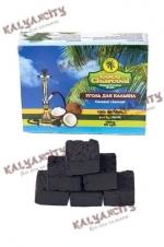 Уголь для кальяна Coco Charcoal 20 шт.